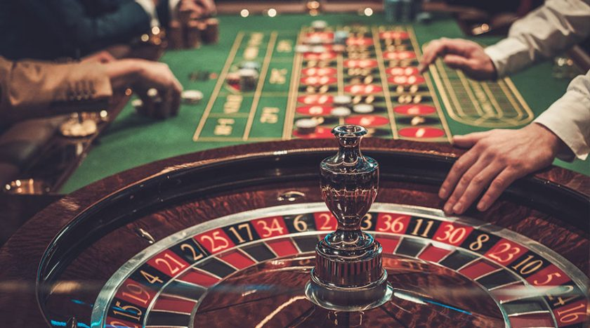 Odds at Roulette